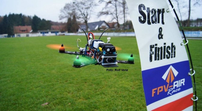 FPV Racing - Start & Finish