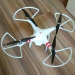 Quadrocopter-DJI-Phantom-1