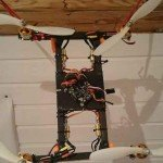 Quadrocopter H-Copter