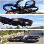 Quadrocopter-Parrot-AR-Drone-2.0