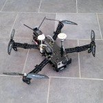 Quadrocopter-TBS-Discovery