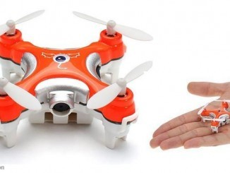 Cheerson CX-10C Mini-Quadrocopter mit Kamera im Test
