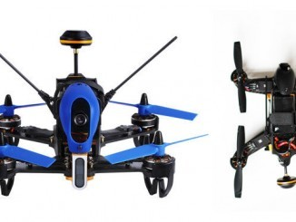 Der Walkera F210 3D FPV-Racing Quadrocopter