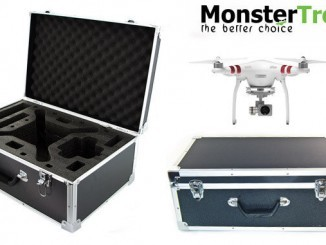 Monstertronic Z65 - Transportkoffer für DJI Phantom 3