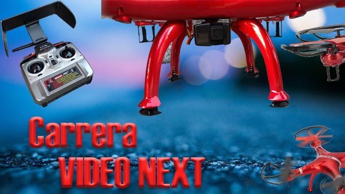 Carrera's VIDEO NEXT-Copter