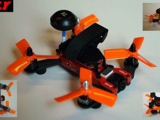 VIFLY R130 FPV-Racing-Quadrocopter Testbericht kaufen
