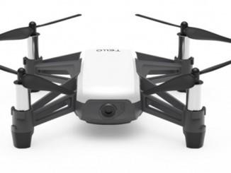 DJI Tello Drohne - Mini-Drohne Quadrocopter von DJI