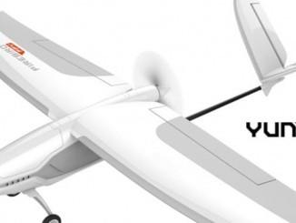 Firevird FPV Drohne von Yuneec - Starrflügler