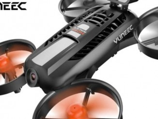 Yuneec HD Racer - FPV-Racing Quadrocopter Drohne